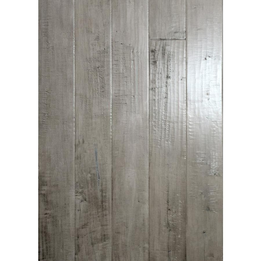 Americana Floors English Tavern 7 5 In Pewter Gray Old
