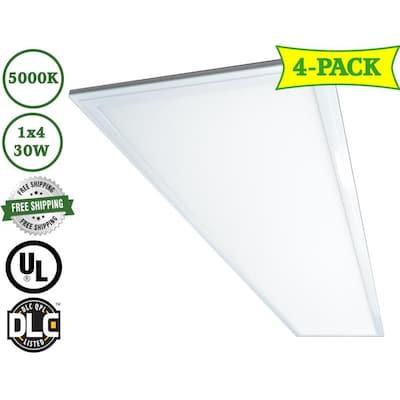 LED Trail 4-pack GoldBeach LED Panel Light LED Troffer