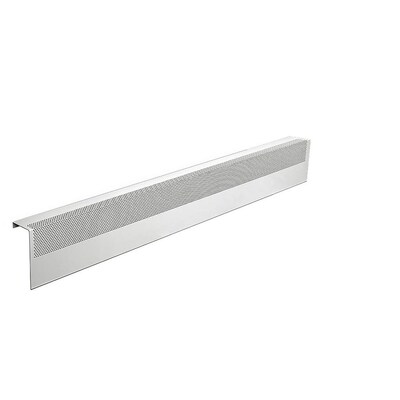 Baseboarders Basic 4 Ft Electric/Hydronic Baseboard Heater Front Cover by Lowe's