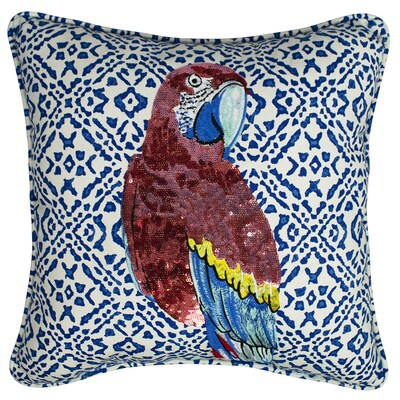 Bird Outdoor Decorative Pillows At Lowes Com
