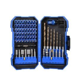 Kobalt 71-Piece Screwdriver Bit Set