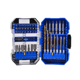 Kobalt 52-Piece Shank Screwdriver Bit Set