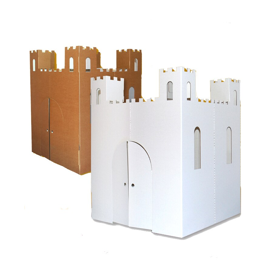 Easy Playhouse Reversible Castle Playhouse