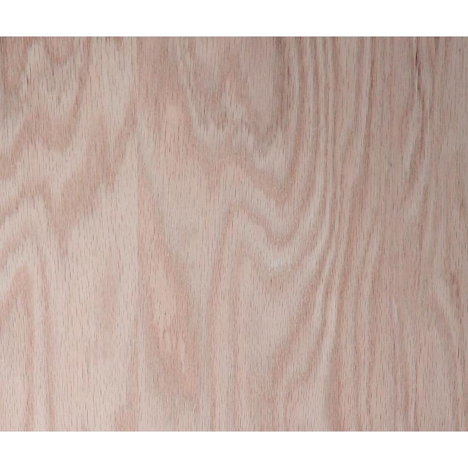 Surfaces 16 In W X 22 In H X 0 75 In D Red Oak Base