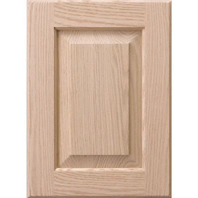 Surfaces 10 In W X 22 H 0 75 D Red Oak Base Cabinet