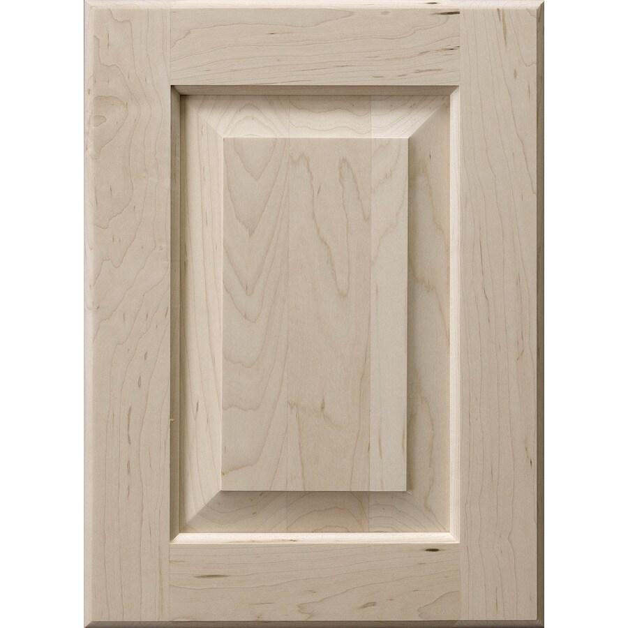 Surfaces 13-in x 22-in Hard Maple Cabinet Door Front