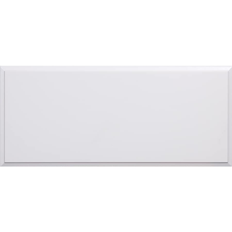 Surfaces 13-in x 5.75-in Rigid Thermofoil Cabinet Drawer Front