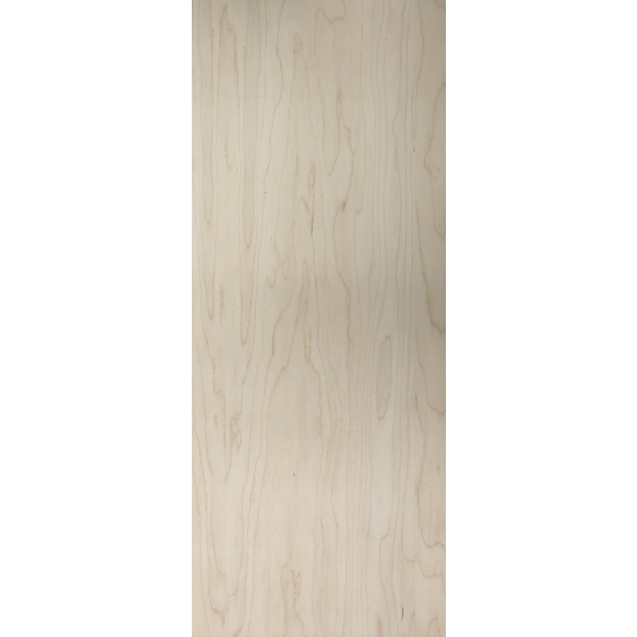 Surfaces 24-in W x 36-in H x 0.25-in D Hard Maple Cabinet End Panel