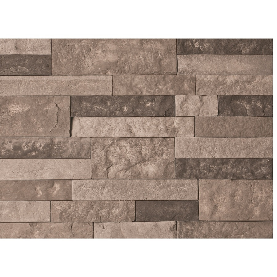 AirStone 6 Linear Ft. Spring Creek Ledge Stone Veneer