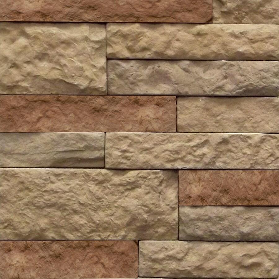 Airstone Vineyard Blend Polyurethane Stone Veneer At Lowes Com