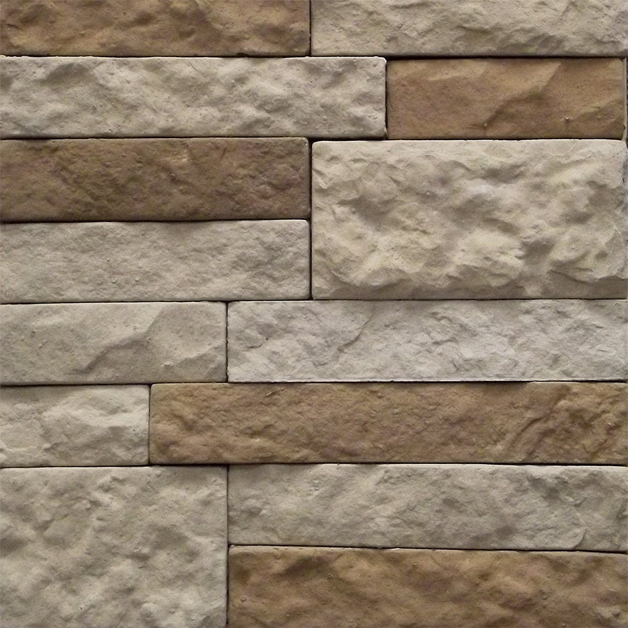 Shop AirStone Autumn Mountain Polyurethane Stone Veneer at Lowes.com