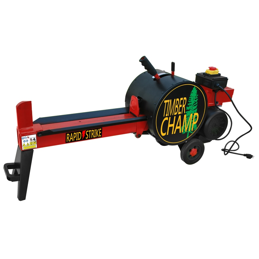 Timber Champ 7-Ton Electric Log Splitter
