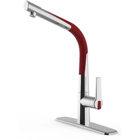 red kitchen faucets at lowes com rh lowes com red kitchen faucet by zucchetti