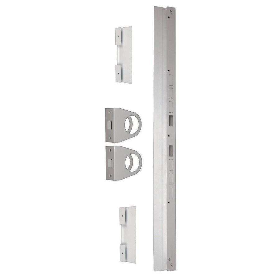 Door Jamb Armor 2-3/8-in White Set  sc 1 st  Loweu0027s : armor door - Pezcame.Com