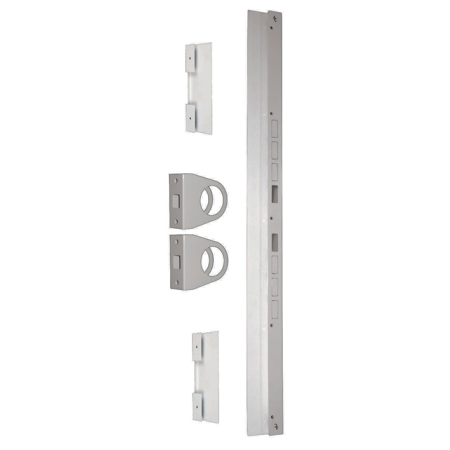 Door Jamb Armor 2-3/8-in White Set  sc 1 st  Loweu0027s & Shop Door Jamb Armor 2-3/8-in White Set at Lowes.com