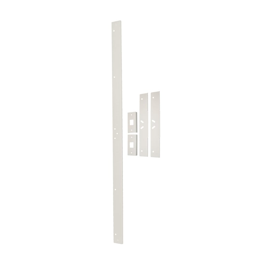 door wood and exterior sill remove jamb pin fastened repair doors frame split to