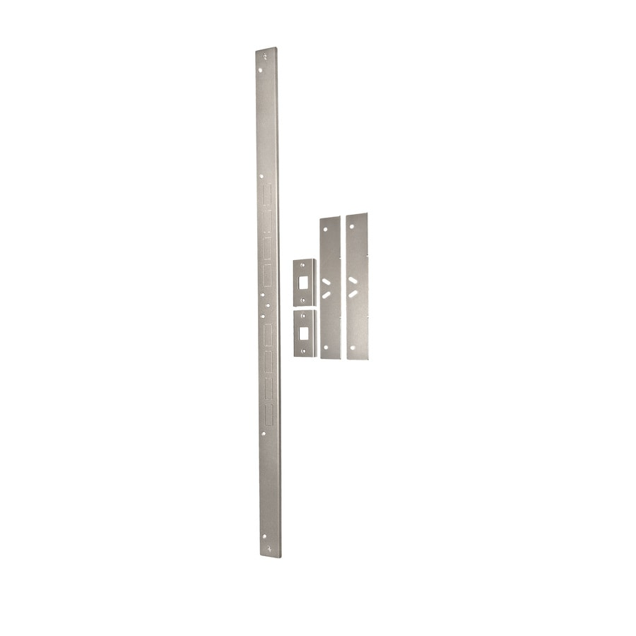 Door Armor Max Combo Set (Satin Nickel)