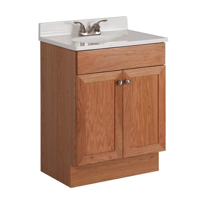 Bathroom Vanities, 24 Inch Bathroom Vanities With Tops
