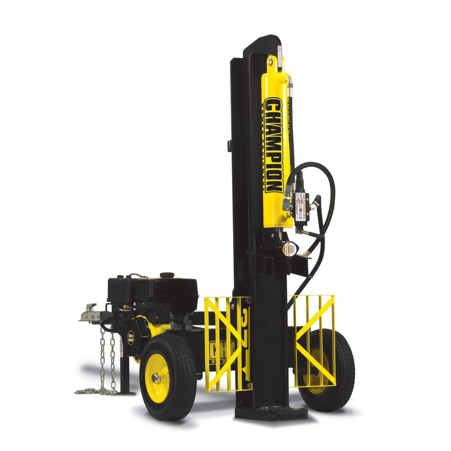 Champion Power Equipment 37-Ton Gas Log Splitter