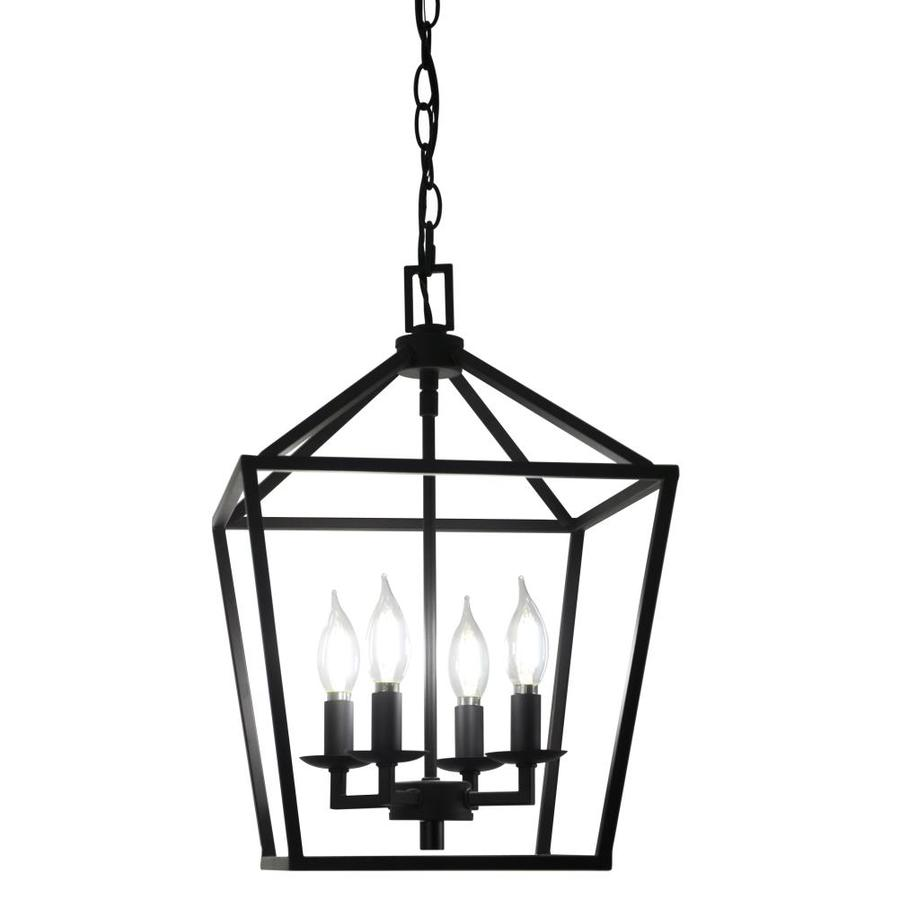 Shop rd clarence 12 in 4 light bronze industrial cage chandelier at rd clarence 12 in 4 light bronze industrial cage chandelier aloadofball Choice Image