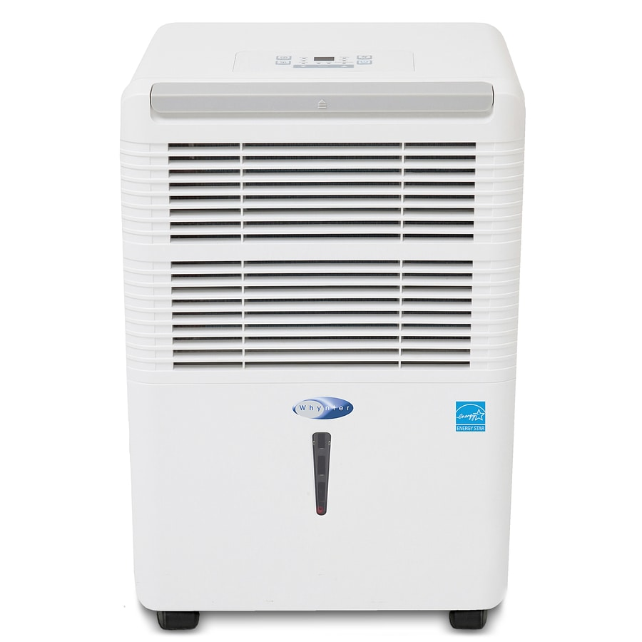 Whynter 50 2-Speed Dehumidifier With Built-In Pump ENERGY