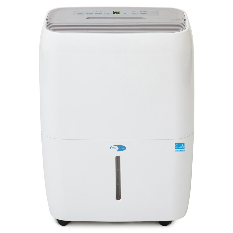 Whynter 40-Pint 2-Speed Dehumidifier