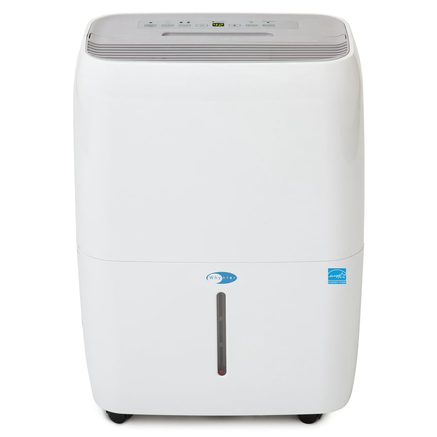 Shop Whynter 40 Pint 2 Speed Dehumidifier At