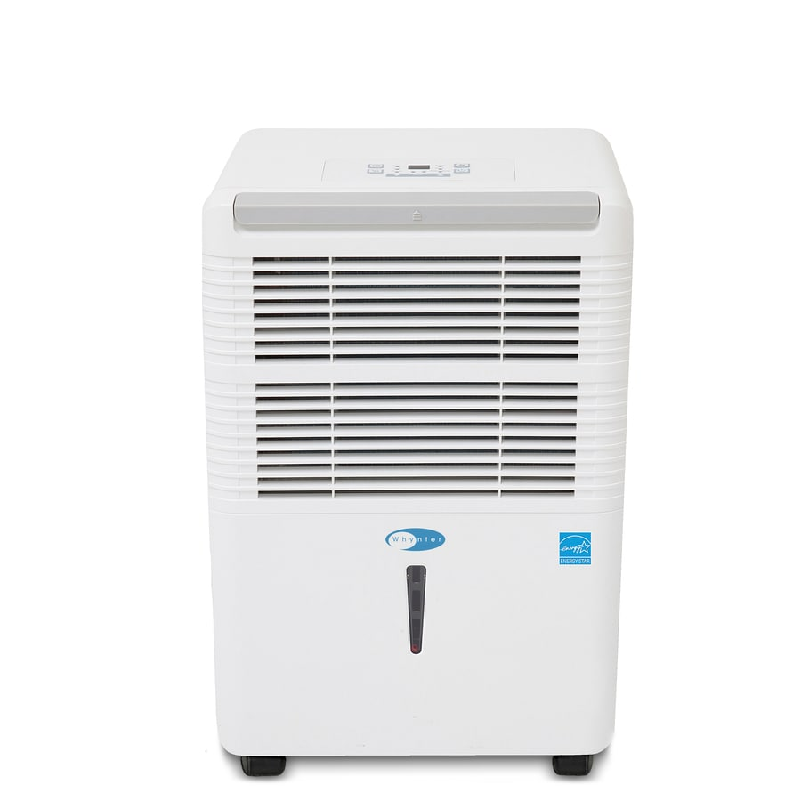 Whynter 30 2-Speed Dehumidifier ENERGY STAR At Lowes.com