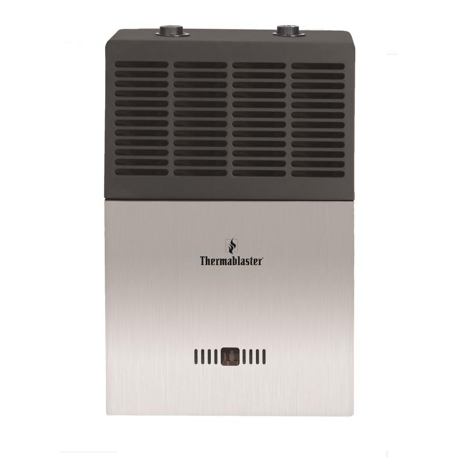 Thermablaster 10,000-BTU Wall-Mount Natural Gas or Liquid Propane Vent-Free Convection Heater