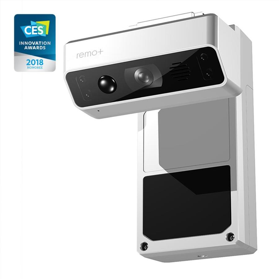 Remo+ DoorCam Digital Wireless Outdoor Security Camera with Night