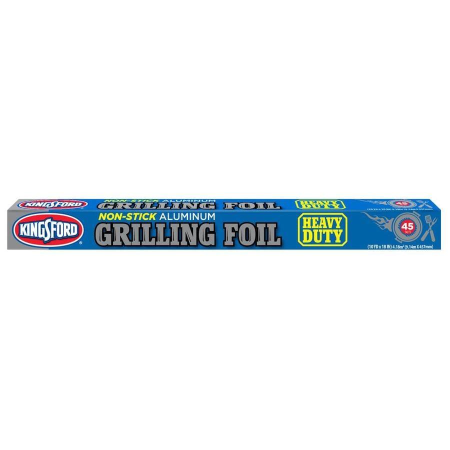 Kingsford Non-Stick Coating Aluminum Foil Grill Sheet