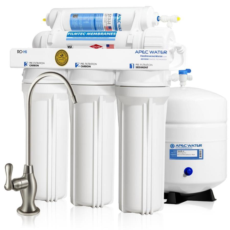 Apec Water High Output Fast Flow 90 Gpd Reverse Osmosis