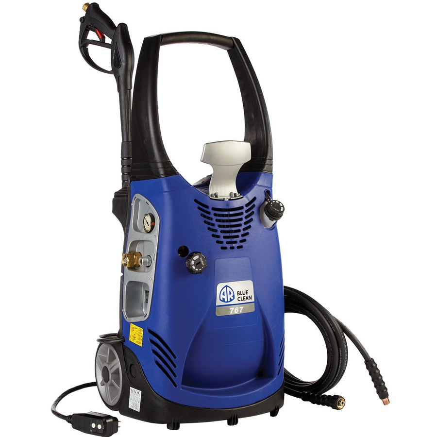 AR Blue Clean 1900-PSI 2.1-GPM Electric Pressure Washer