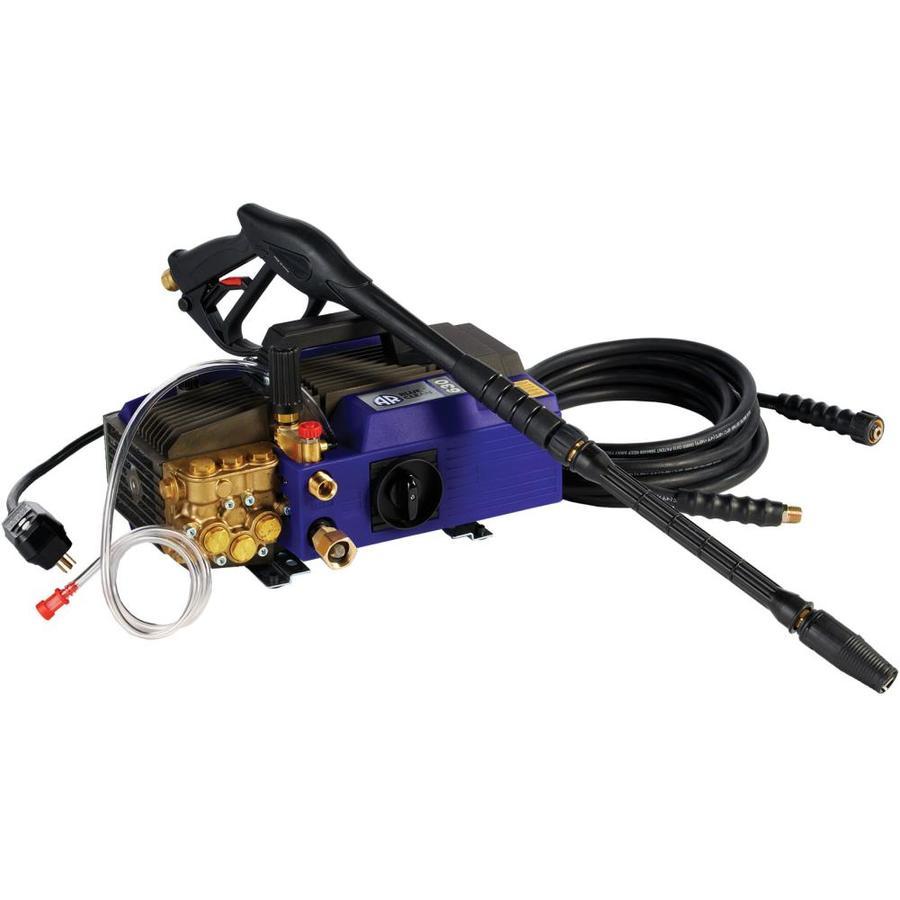 AR Blue Clean 1900-PSI 2.1-GPM Electric Pressure Washer