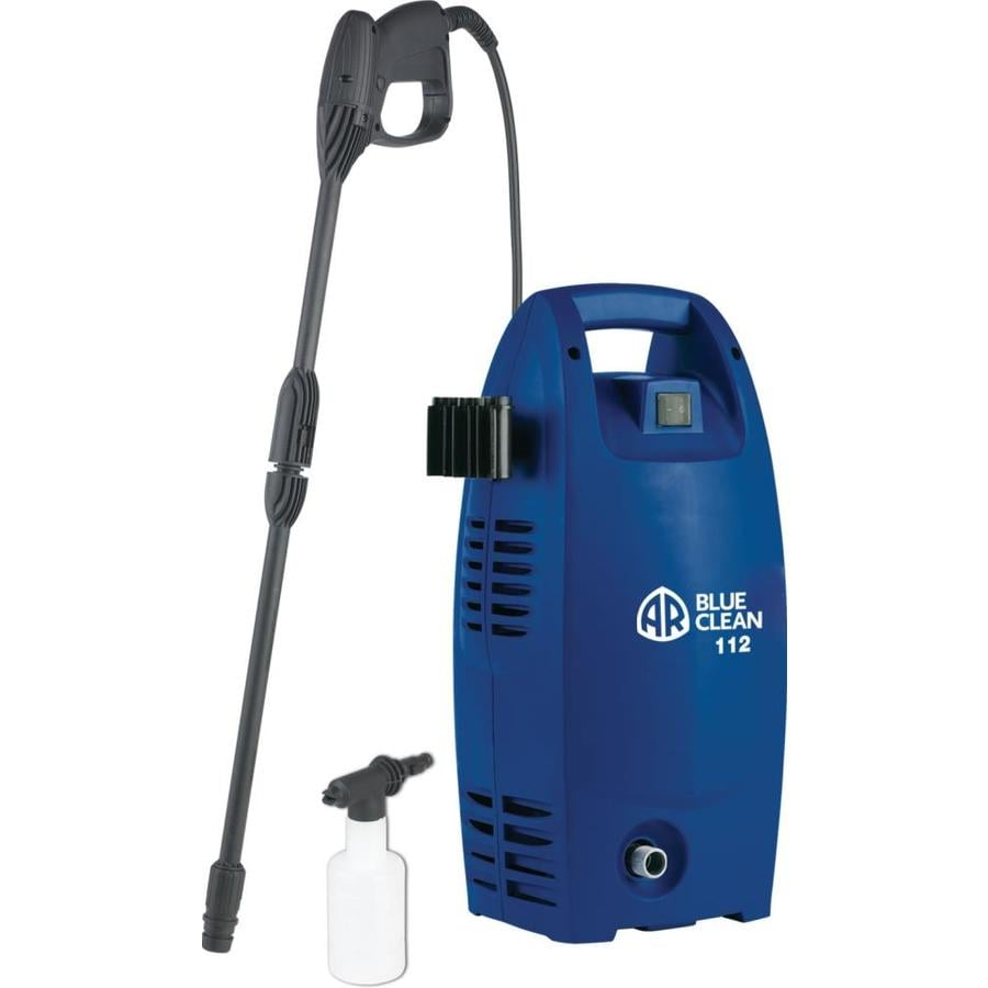 Ar Blue Clean 1 600 Psi 1 58 Gpm Cold Water Electric