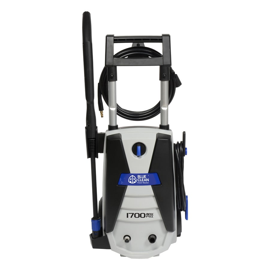 AR Blue Clean 1,700-PSI 1.4-GPM Cold Water Electric Pressure Washer