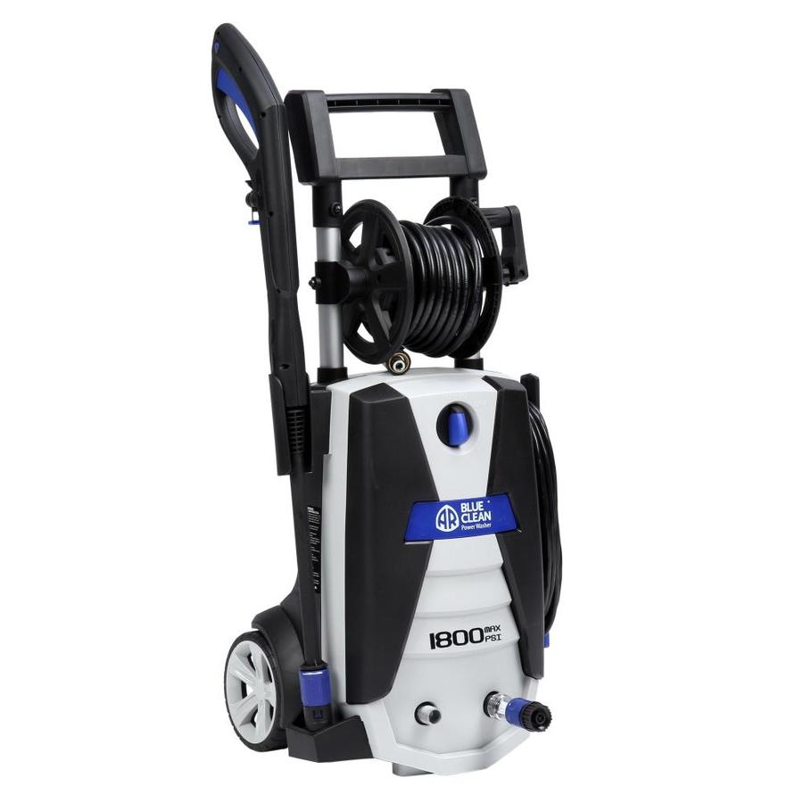AR Blue Clean 2,000-PSI 1.4-GPM Cold Water Electric Pressure Washer