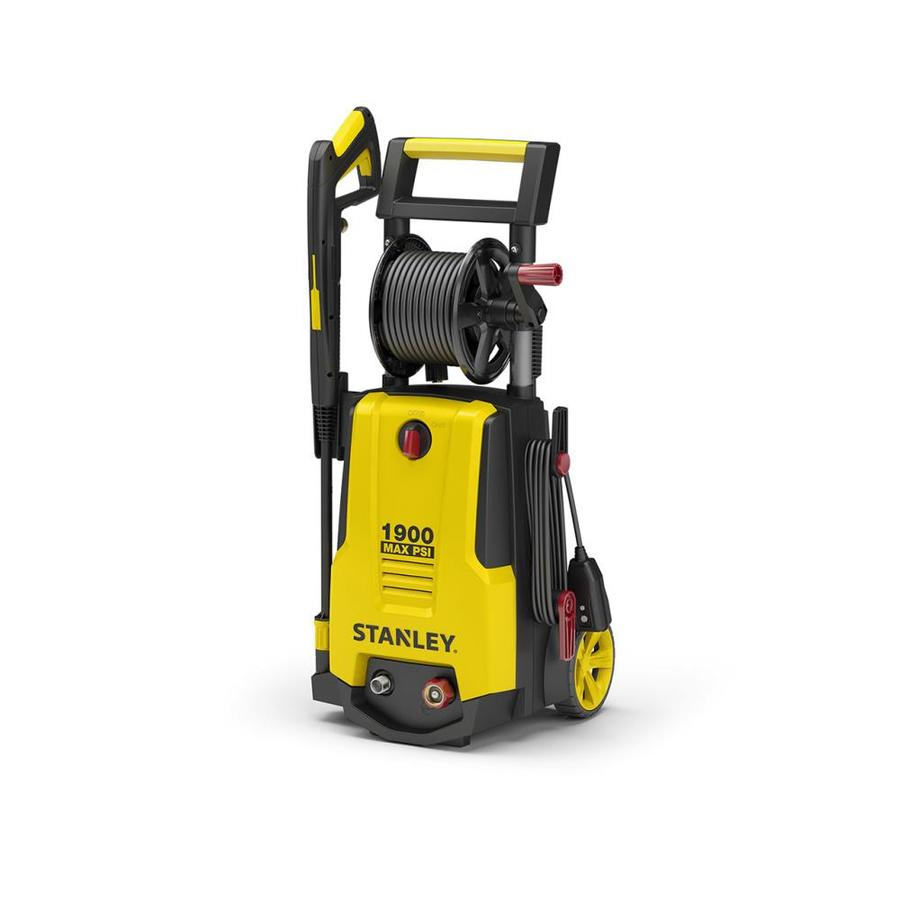 Stanley 1900 Electric Pressure Washer With Hose Storage