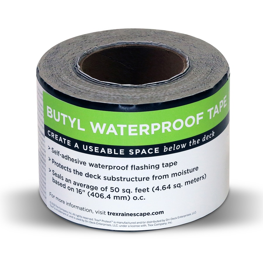 Trex RainEscape 0.458-ft Deck Tape