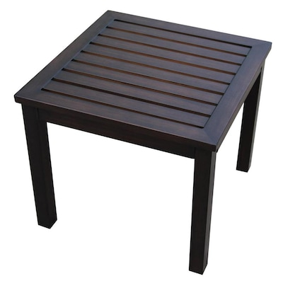 Gatewood Square End Table 20 In W X L