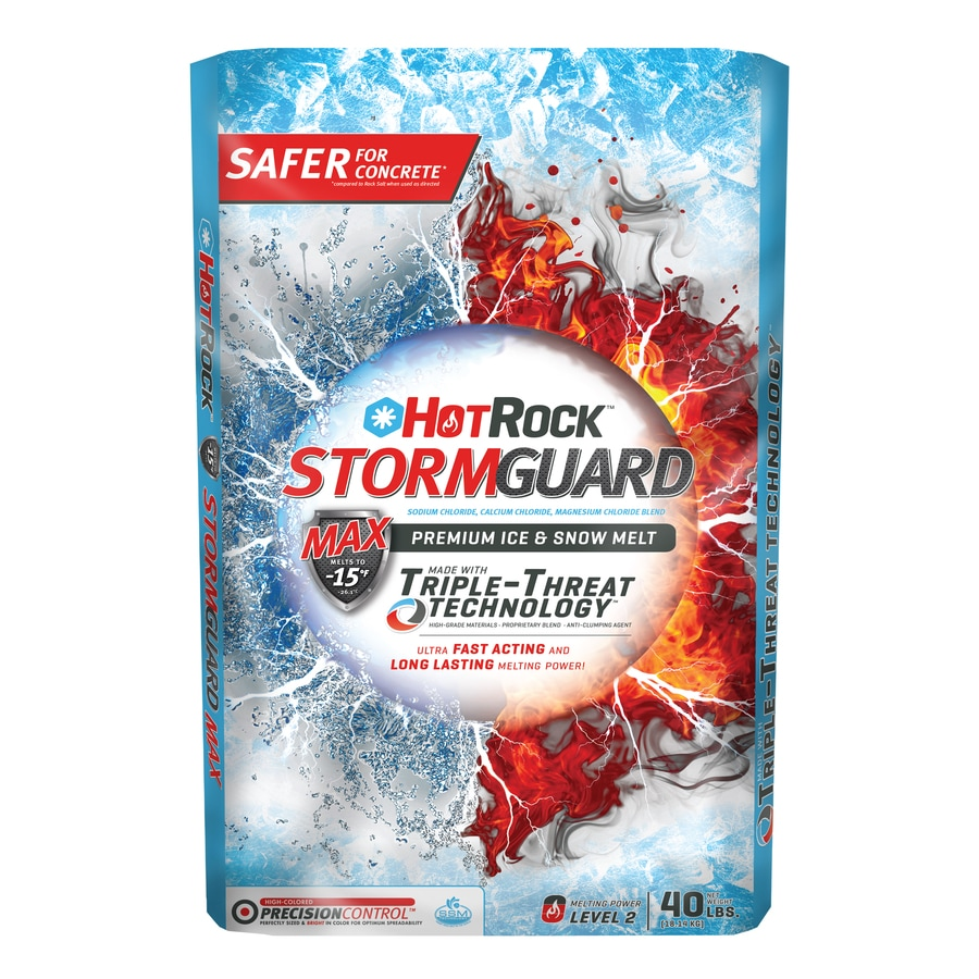 Hot Rock Store Guard Max Ice Melt