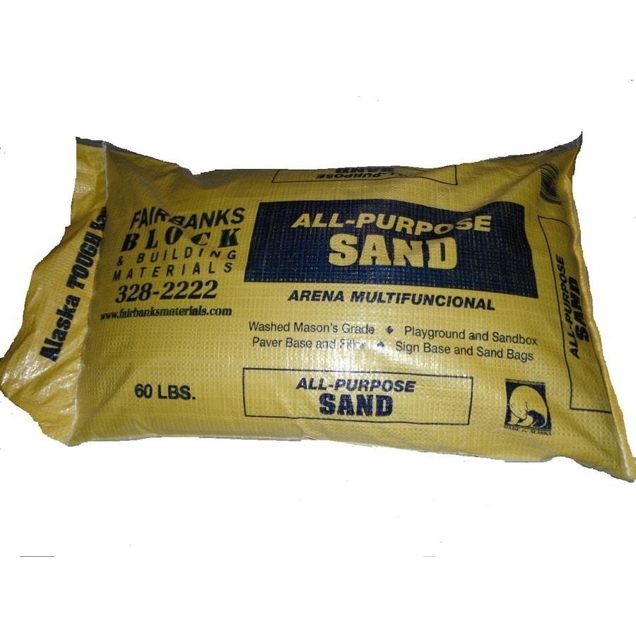 Fairbanks 60-lbs All-Purpose Sand