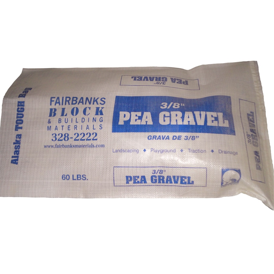 Fairbanks 60-lb Pea Gravel
