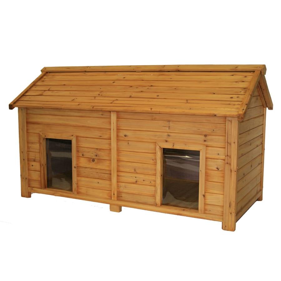 Lowes dog house house plan 2017 for Basic dog house plans