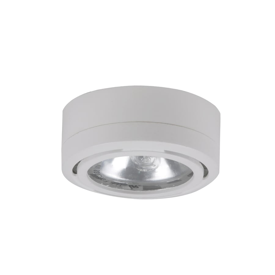 Merveilleux Utilitech 2.6 In Under Cabinet Xenon Puck Light
