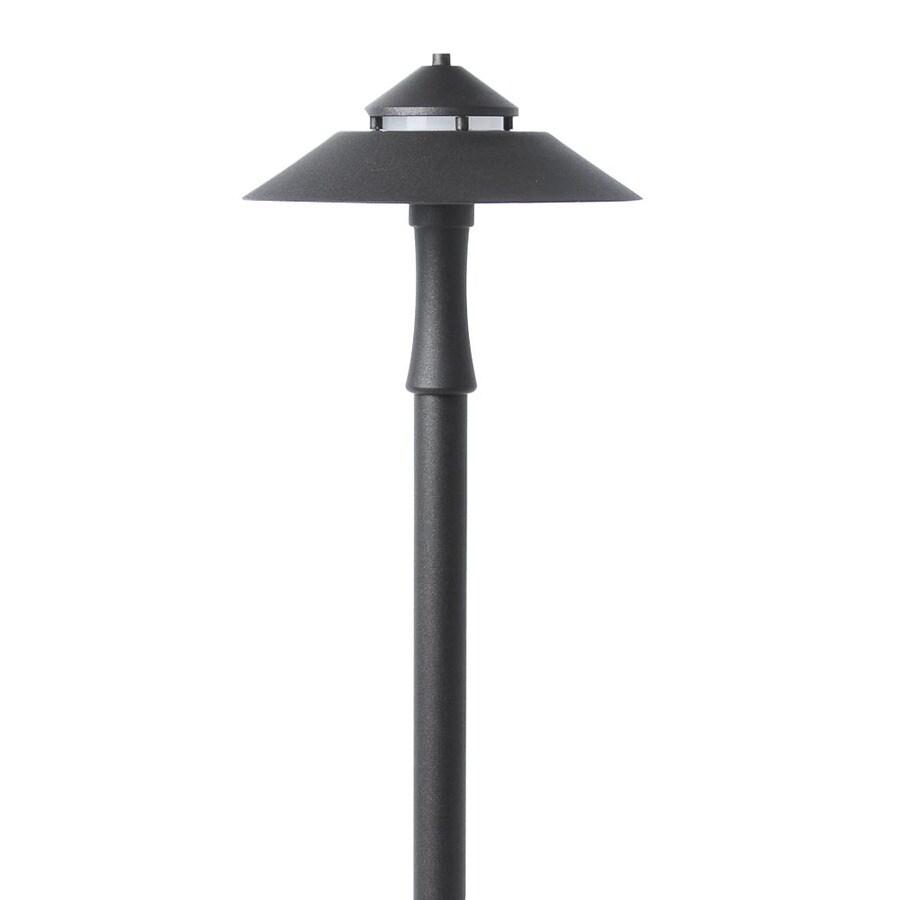 Portfolio 6.4-Watt Specialty Bronze Low Voltage Plug-In LED Path Light