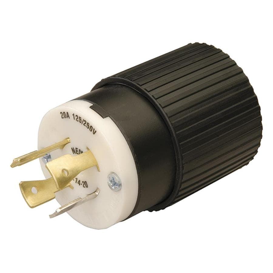 Reliance 20-Amp Twist Lock Plug