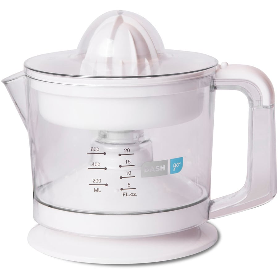 Electric Juicer Pitcher ~ Shop storebound oz white citrus juicer at lowes