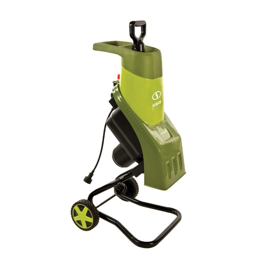Sun Joe 14-Amp Steel Electric Wood Chipper
