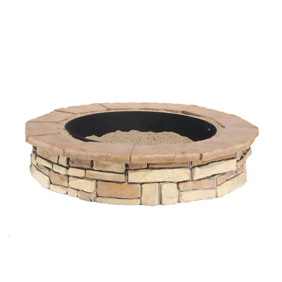 Panama Firepit Patio Block Project Kit